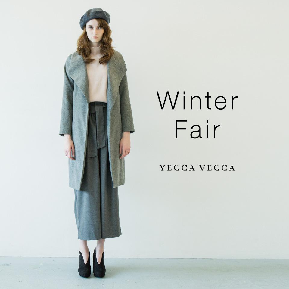 【YCVC】Winter Fair